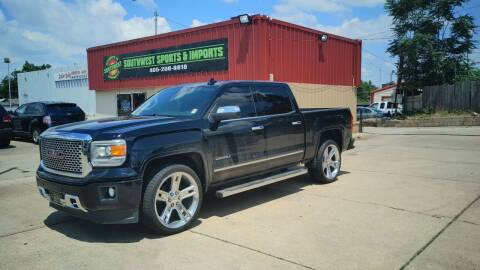 2015 GMC Sierra 1500 for sale at Southwest Sports & Imports in Oklahoma City OK