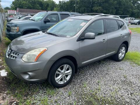 2012 Nissan Rogue for sale at Auto Mart in North Charleston SC