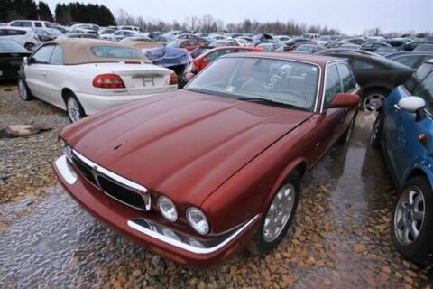 2002 Jaguar XJ-Series for sale at East Coast Auto Source Inc. in Bedford VA