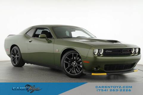 2019 Dodge Challenger for sale at JumboAutoGroup.com - Carsntoyz.com in Hollywood FL