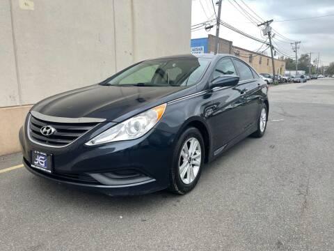 2014 Hyundai Sonata for sale at JG Motor Group LLC in Hasbrouck Heights NJ