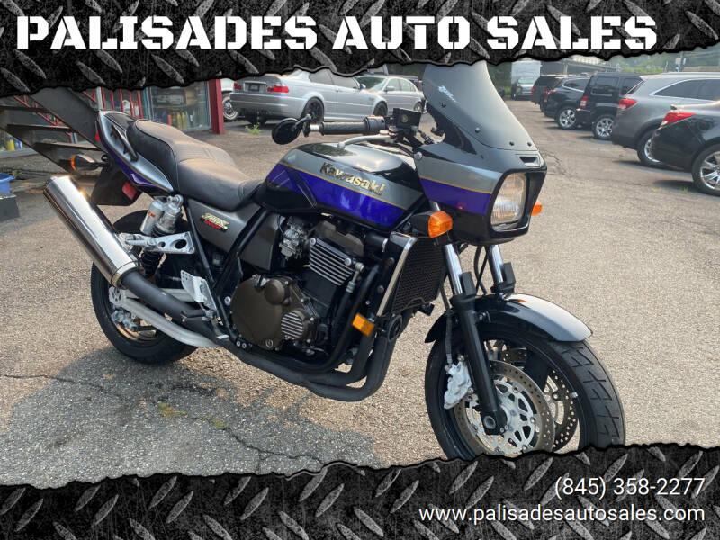 2001 Kawasaki ZRX1200 for sale at PALISADES AUTO SALES in Nyack NY
