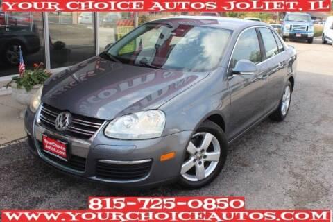 2008 Volkswagen Jetta for sale at Your Choice Autos - Joliet in Joliet IL