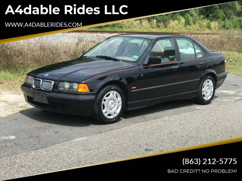 1997 BMW 3 Series for sale at A4dable Rides LLC in Haines City FL