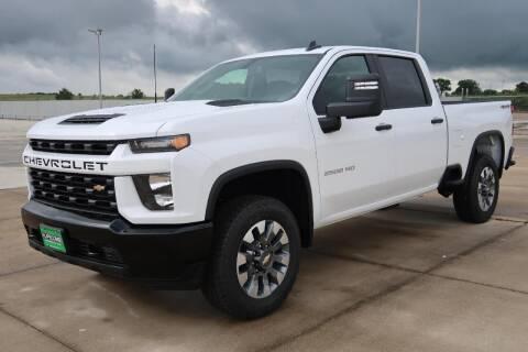 2021 Chevrolet Silverado 2500HD for sale at Lipscomb Auto Center in Bowie TX