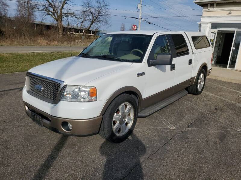 2006 Ford F-150 for sale at Rick's R & R Wholesale, LLC in Lancaster OH