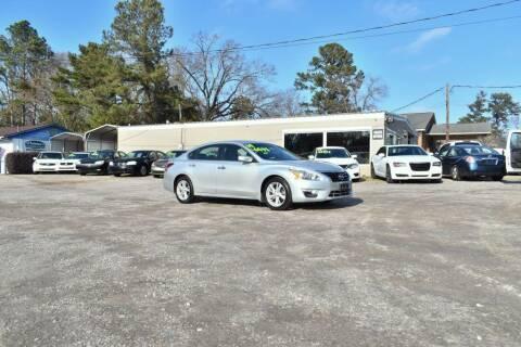 2014 Nissan Altima for sale at Barrett Auto Sales in North Augusta SC