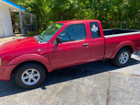 2003 Nissan Frontier for sale at TOP OF THE LINE AUTO SALES in Fayetteville NC
