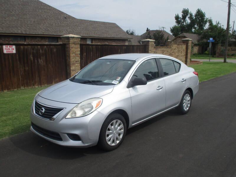 2012 Nissan Versa for sale in Moore, OK