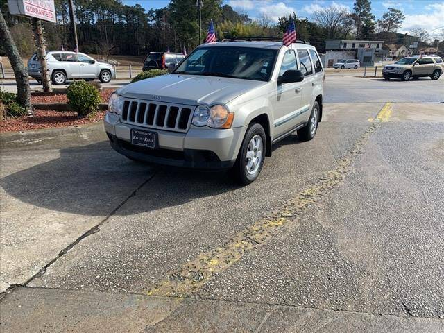 2009 Jeep Grand Cherokee for sale at Kelly & Kelly Auto Sales in Fayetteville NC