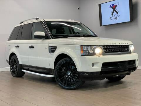 2010 Land Rover Range Rover Sport for sale at TX Auto Group in Houston TX