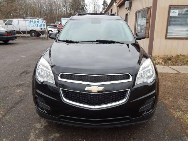 2013 Chevrolet Equinox for sale at PARAGON AUTO SALES in Portage MI