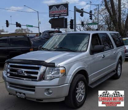 2011 Ford Expedition EL for sale at Corridor Motors in Cedar Rapids IA