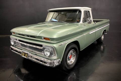 1966 Chevrolet C/K 10 Series for sale at Pro Auto Showroom in Milpitas CA