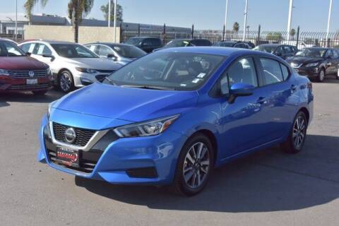 2020 Nissan Versa for sale at Choice Motors in Merced CA