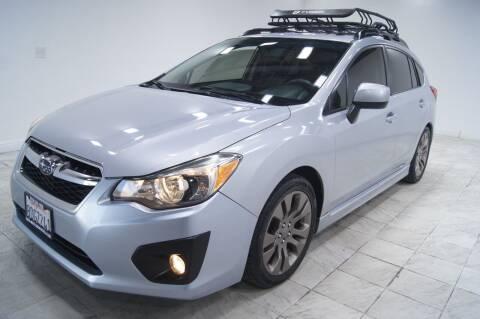 2014 Subaru Impreza for sale at Sacramento Luxury Motors in Carmichael CA