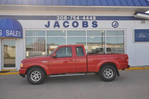 2010 Ford Ranger for sale at Jacobs Ford in Saint Paul NE