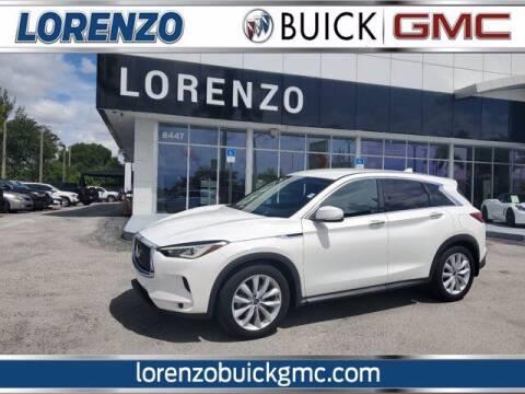 2019 Infiniti QX50 for sale at Lorenzo Buick GMC in Miami FL