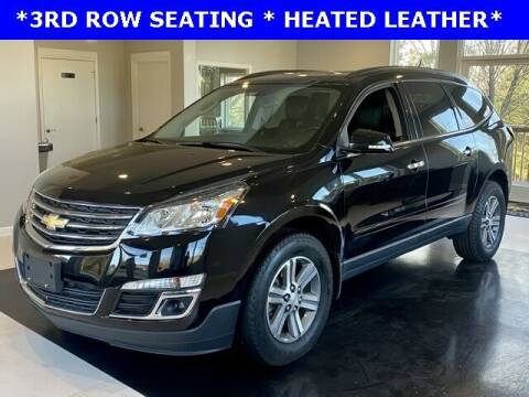 2017 Chevrolet Traverse for sale at Ron's Automotive in Manchester MD