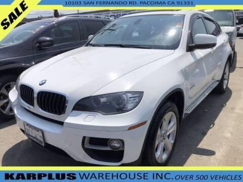 2014 BMW X6 for sale at Karplus Warehouse in Pacoima CA