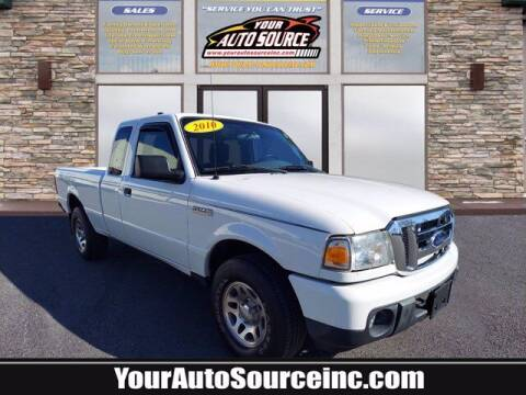 2010 Ford Ranger for sale at Your Auto Source in York PA