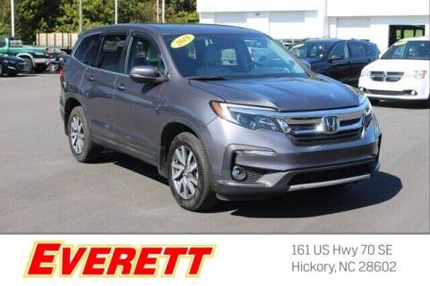 2019 Honda Pilot for sale at Everett Chevrolet Buick GMC in Hickory NC