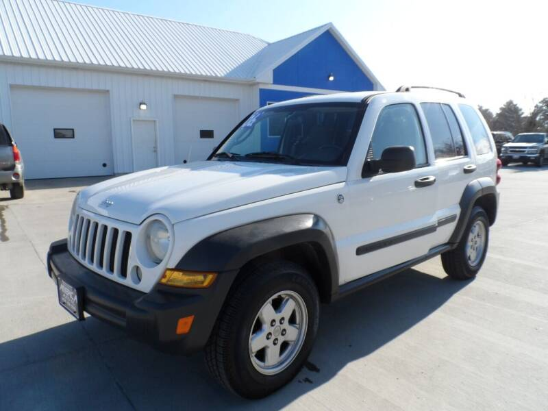 2006 Jeep Liberty for sale at America Auto Inc in South Sioux City NE