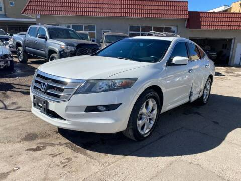 2011 Honda Accord Crosstour for sale at STS Automotive in Denver CO