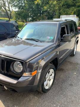 2016 Jeep Patriot for sale at walts auto in Cherryville PA