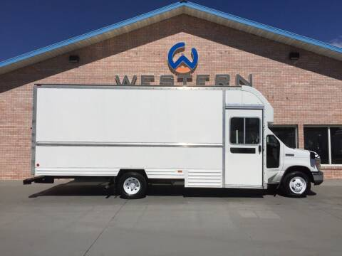 2009 Ford E-350 for sale at Western Specialty Vehicle Sales in Braidwood IL