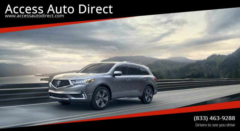 2019 Acura MDX for sale at Access Auto Direct in Baldwin NY