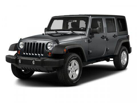 2017 Jeep Wrangler Unlimited for sale in Hopkins, MN