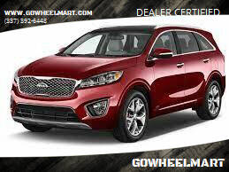 2018 Kia Sorento for sale at GOWHEELMART in Leesville LA