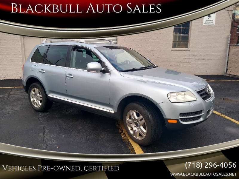 2004 Volkswagen Touareg for sale at Blackbull Auto Sales in Ozone Park NY