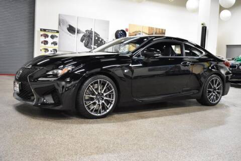 2015 Lexus RC F for sale at DONE DEAL MOTORS in Canton MA