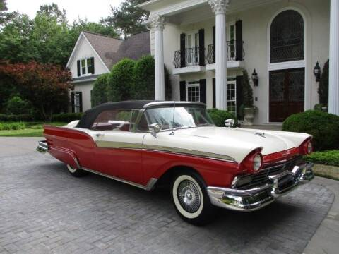 1957 Ford Fairlane 500 for sale at Classic Investments in Marietta GA