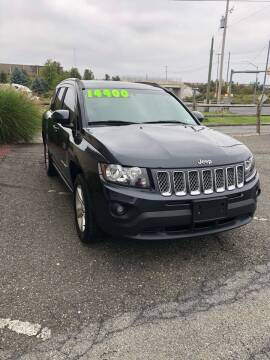 2014 Jeep Compass for sale at Cool Breeze Auto in Breinigsville PA