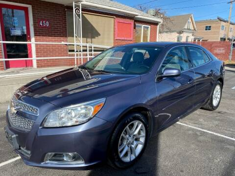 2013 Chevrolet Malibu for sale at The Car-Mart in Murray UT