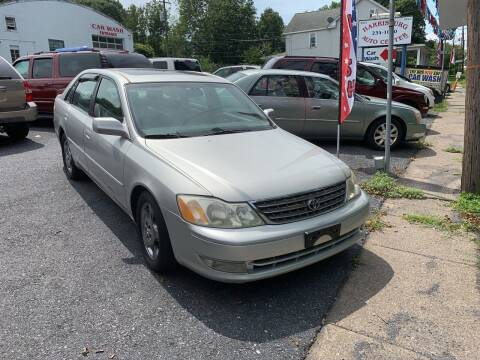 2003 Toyota Avalon for sale at Harrisburg Auto Center Inc. in Harrisburg PA