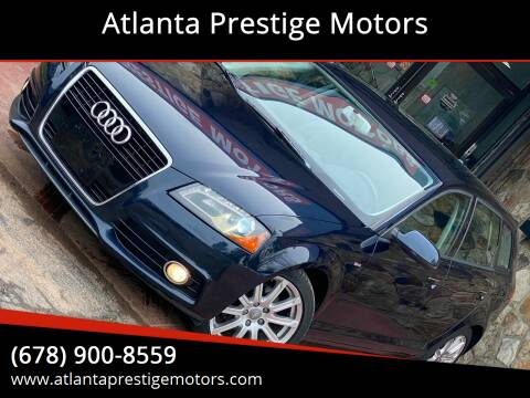 2012 Audi A3 for sale at Atlanta Prestige Motors in Decatur GA