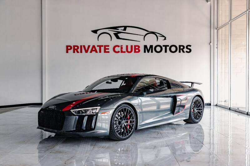 2018 Audi R8 for sale in Houston, TX