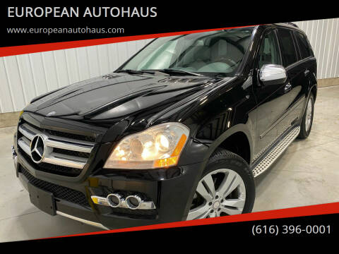 2010 Mercedes-Benz GL-Class for sale at EUROPEAN AUTOHAUS in Holland MI
