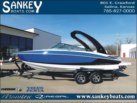 2020 Regal 2300 for sale at SankeyBoats.com in Salina KS
