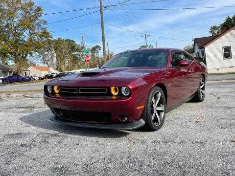 2019 Dodge Challenger for sale at RC Auto Brokers, LLC in Marietta GA