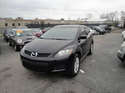 2008 Mazda CX-7 for sale at A&S 1 Imports LLC in Cincinnati OH
