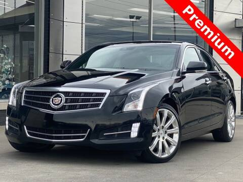 2013 Cadillac ATS for sale at Carmel Motors in Indianapolis IN