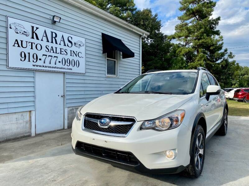 2014 Subaru XV Crosstrek for sale at Karas Auto Sales Inc. in Sanford NC