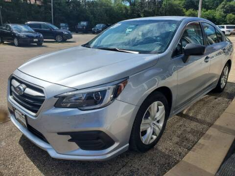 2018 Subaru Legacy for sale at Extreme Auto Sales LLC. in Wautoma WI