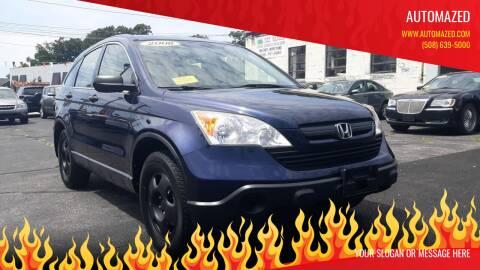 2008 Honda CR-V for sale at Automazed in Attleboro MA