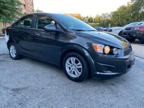 2015 Chevrolet Sonic for sale at H & R Auto in Arlington VA